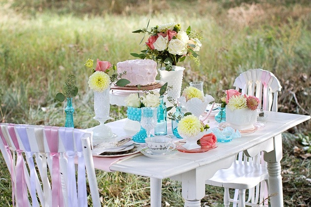 Inspired By This – Pretty Tea Party