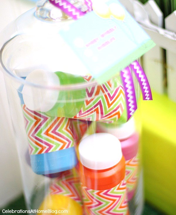here are six quick and easy details you can create using decorative duck tape.