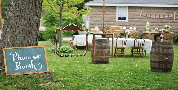Vintage Cowgirl 1st Birthday Party {Guest Feature}