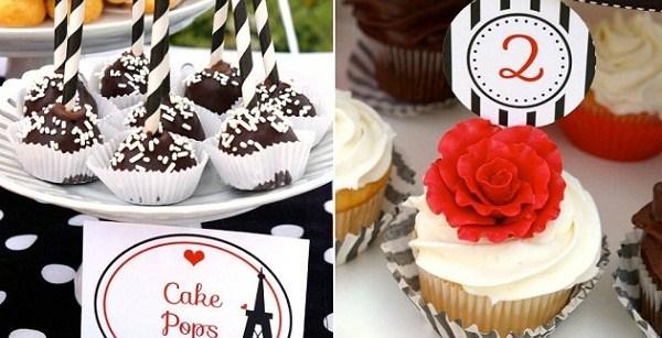 Parisian Chic Dessert Table {Guest Feature}
