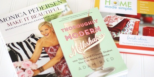 BOOK REVIEW :: 3 Books For Entertaining