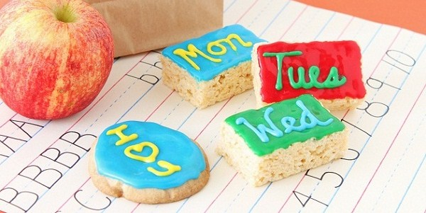 Easy School Treats