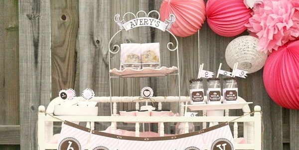Bakery Themed Party {Guest Feature}