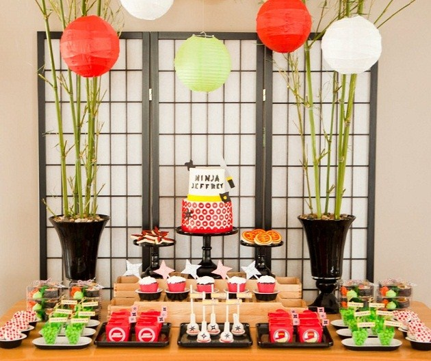 2020 Let S Glow Crazy Theme Kit: A Lego Ninjago Themed Birthday Party {Guest Feature