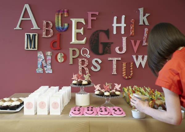 Inspired By This – Alphabet Backdrop