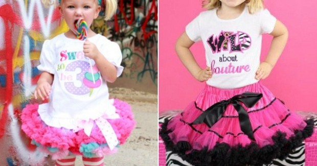Gorgeous Party Outfits From Posh Baby Store