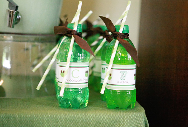 Boys Will Be Boys Frog Themed Baby Shower Celebrations At Home