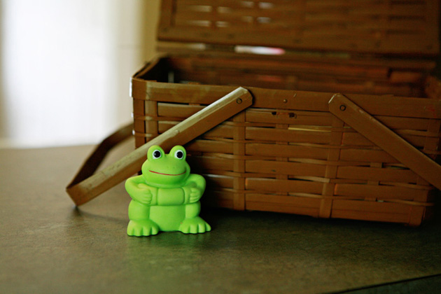 Boys Will Be Boys - Frog Themed Baby Shower {guest blogger ...