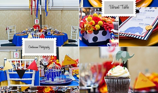 Inspired By This – Carnival Party Ideas