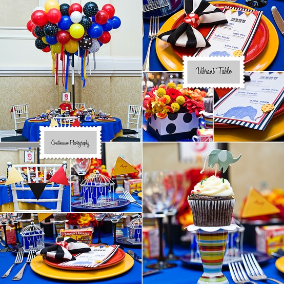 Inspired by this carnival party ideas celebrations at home for Old school party decorations