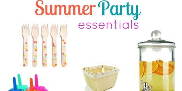 Summer Party Essentials