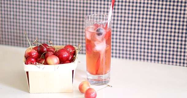 Cherry Amaretto Cocktail