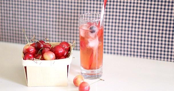 Cherry Amaretto Cocktail Recipe