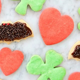This Shortbread Cookie Recipe is the BEST!