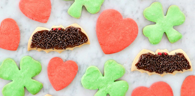 My Go-To Shortbread Cookie Recipe is the BEST!