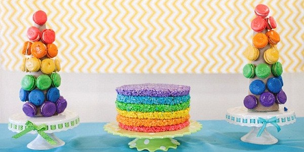 A Colorful Sesame Street 1st Birthday {Guest Feature}