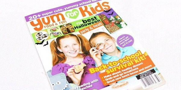 Published In Yum Food & Fun For Kids – Fall '12