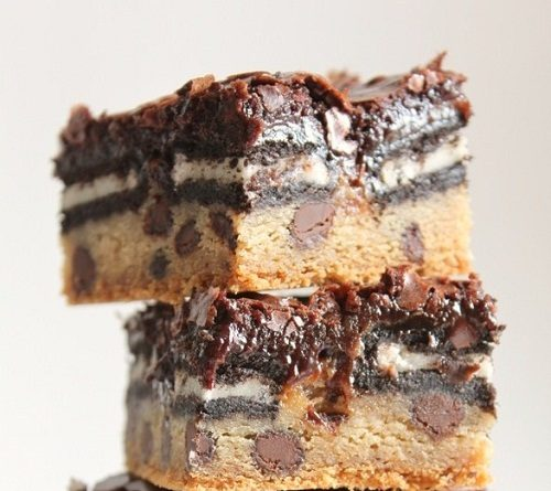 Inspired By This – Triple Decker Bars