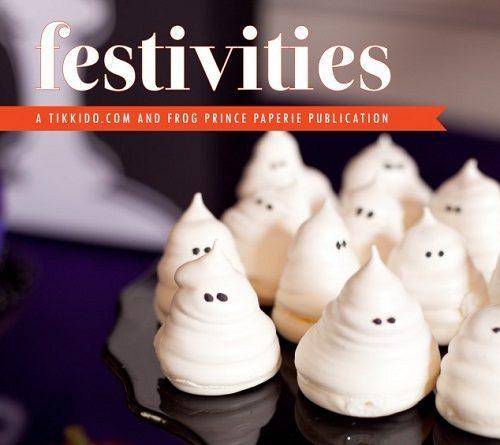Festivities Online Magazine – Fall '12