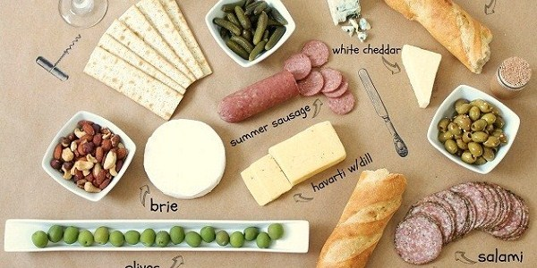 Entertaining : Cheese & Charcuterie Party