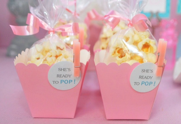 Pink And Blue Baby Shower Celebrations At Home