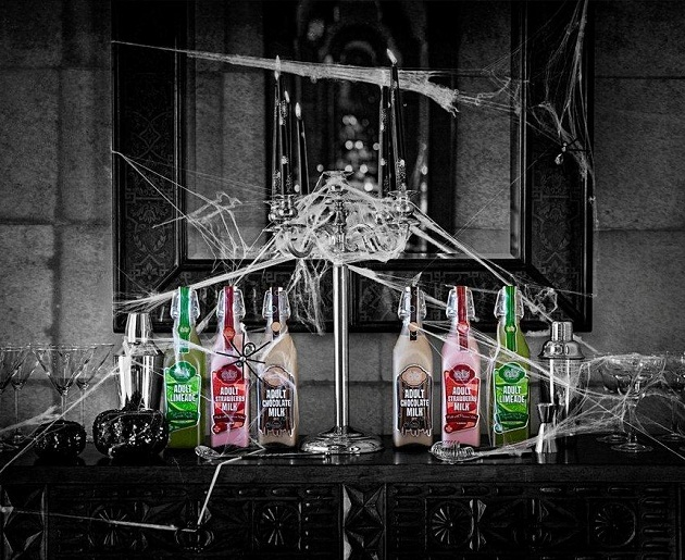Halloween Cocktails - Trick Or Tini - Celebrations at Home