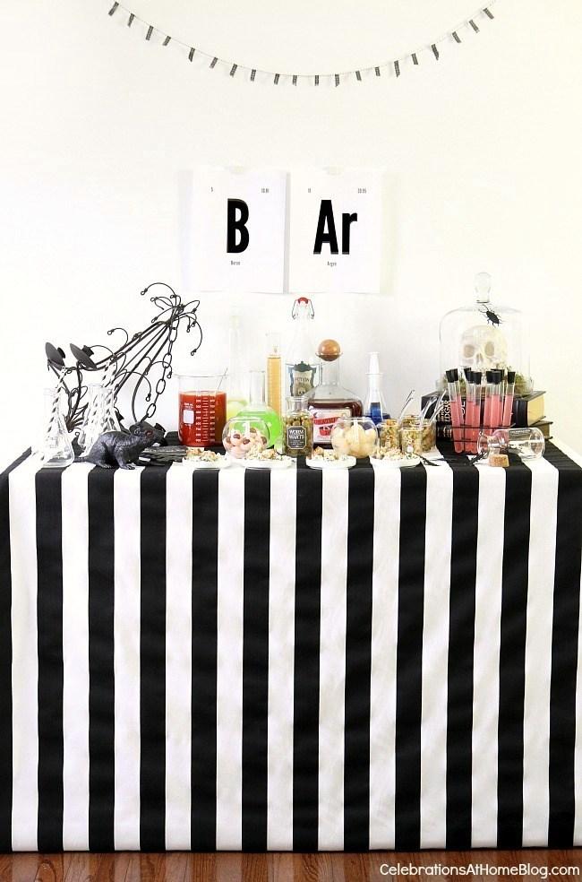 Halloween-Bar