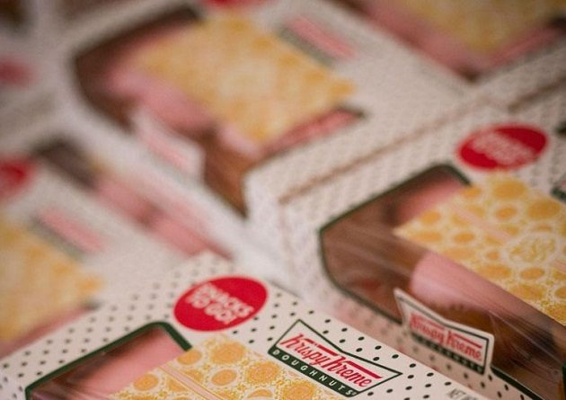 Inspired By This – Doughnut Favor Boxes