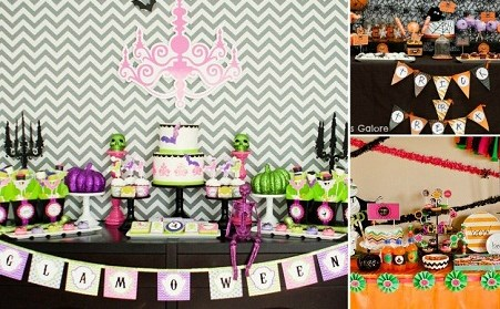 12 Halloween Parties To Inspire You!