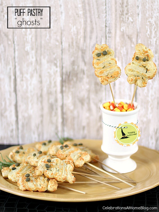 Halloween party appetizer recipe