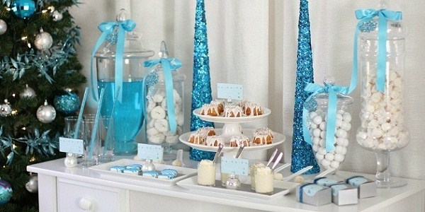 Elegant Holiday Party Ideas {dessert party tips)