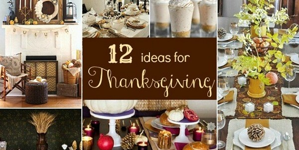 Thanksgiving roundup of ideas