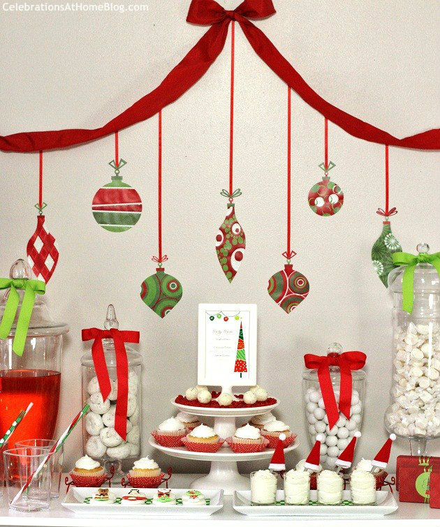 Image result for christmas party ideas