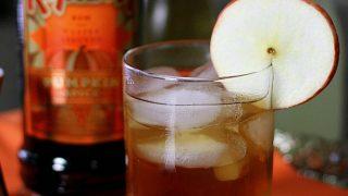 Apple Pumpkin Spice Cocktail recipe