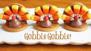"""Easy Thanksgiving """"Turkey"""" Cookies {guest blogger}"""