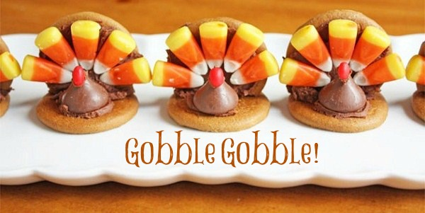 "Easy Thanksgiving ""Turkey"" Cookies {guest blogger}"