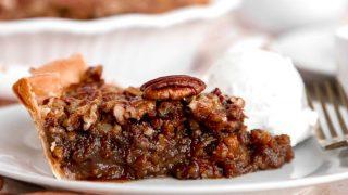 Delicious Kahlúa Pecan Pie Recipe