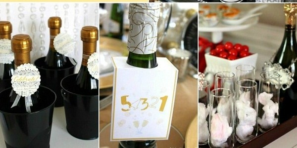 5 Ways To Dress Up Champagne