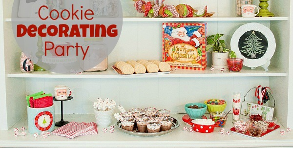 Cookie Decorating Party {Guest Feature}