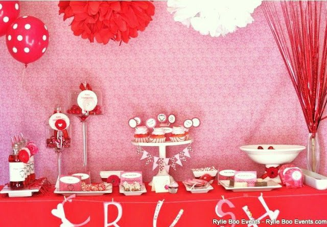 Valentine Crush Party {Guest Feature}