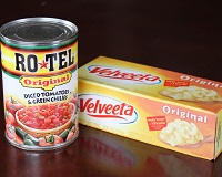 velveeta & rotel ingredients