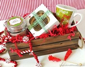 Hostess gift ideas christmas party