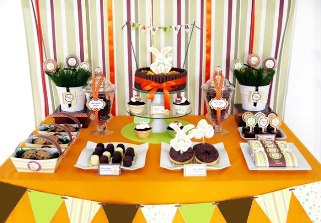 Bird's Party Easter Party {Guest Feature}
