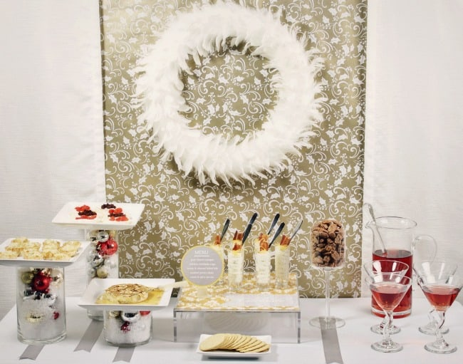 Christmas Cocktail Party Ideas Celebrations At Home