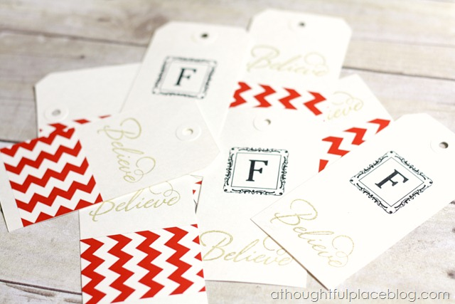 Inspired By This – DIY Gift Tags