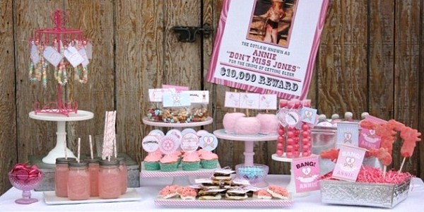 Pink Cowgirl Birthday Party {Guest Feature}