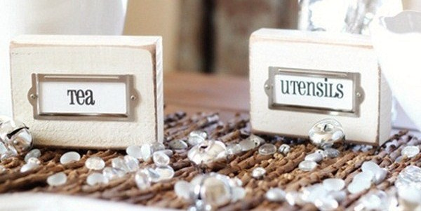 Inspired By This – DIY Block Name Plates