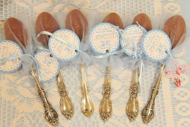 Vintage Style Tea Party Baby Shower Celebrations
