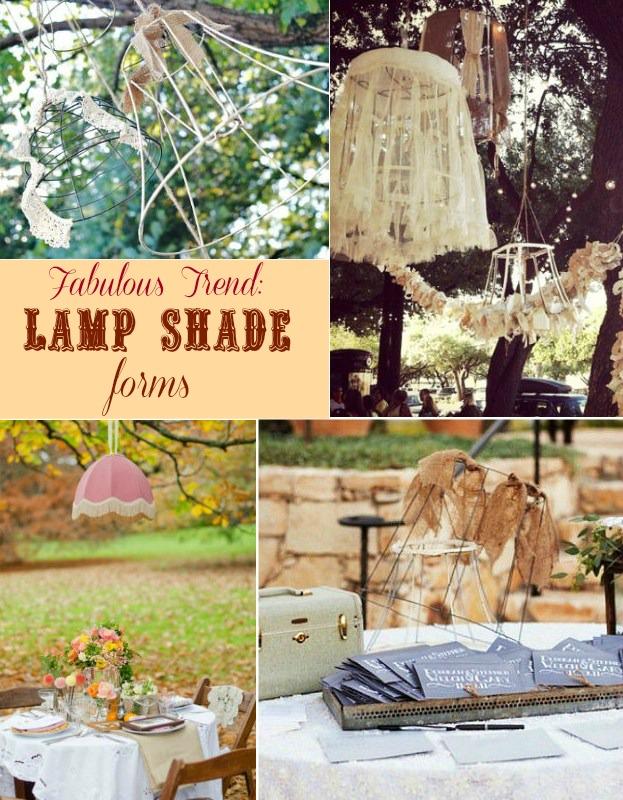 lamp shade forms