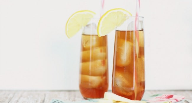 Southern Style Iced Tea Cocktail recipe